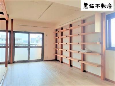 【居間・リビング】インターシティ黒川