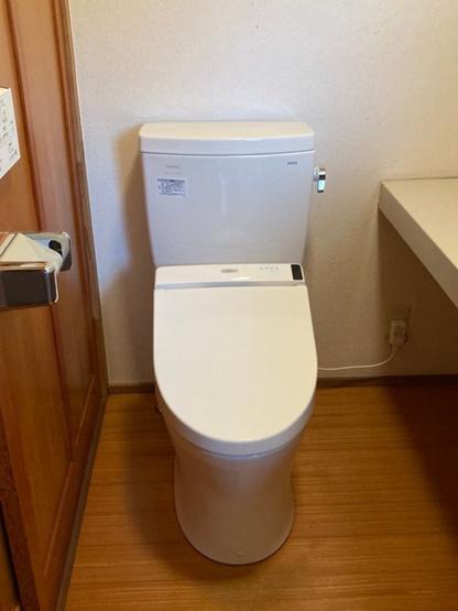 【トイレ】取手市東1丁目 戸建