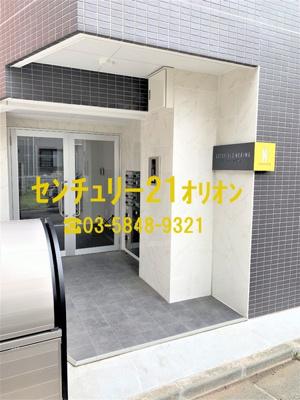 【収納】GATE FIELD NERIMA