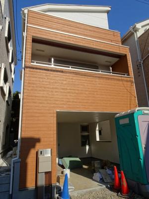 菊名駅徒歩7分の好立地。閉静な住宅街。
