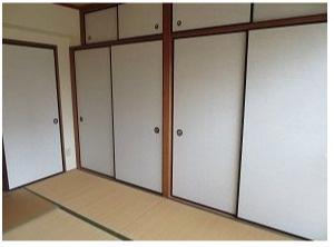 【寝室】カーサヒル本町