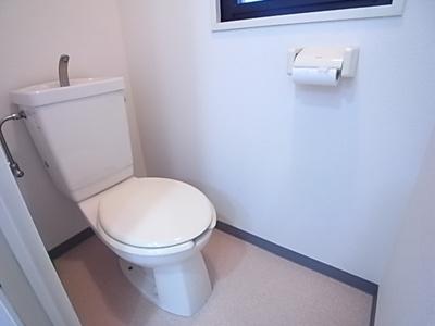 【トイレ】ベルシャンテ美山台