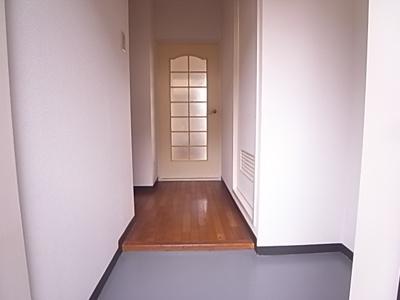 【玄関】ベルシャンテ美山台