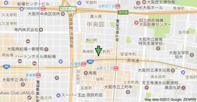 【地図】ハイツ・ドアーン