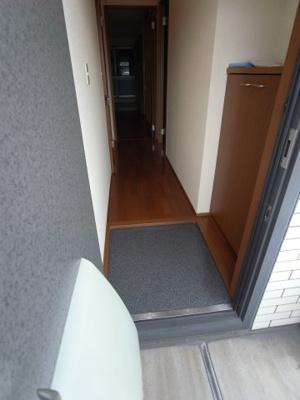 【玄関】メルベージュ
