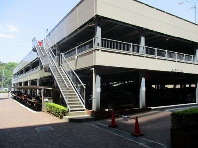 【駐車場】リブコートフェリス須磨山手台