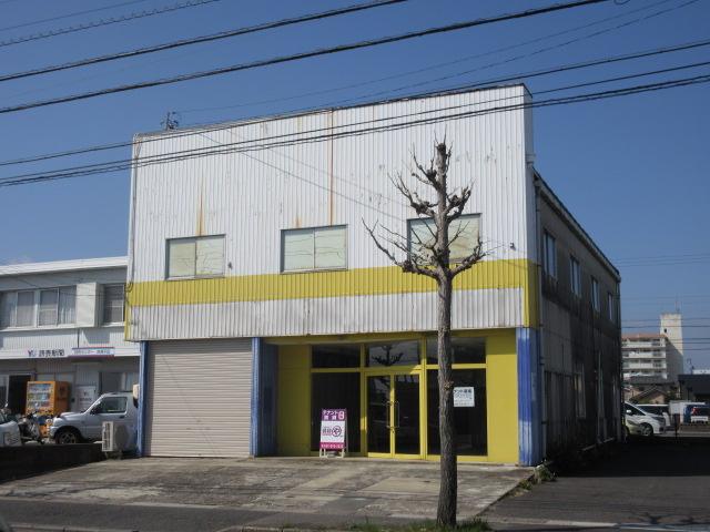 【外観】阿古曽町貸店舗