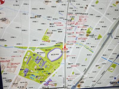 【地図】天城通8丁目土地