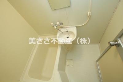 【浴室】プリメールマンション