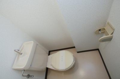 【トイレ】プリメールマンション