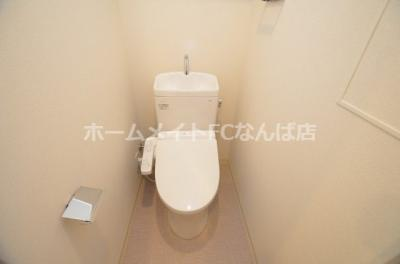 【トイレ】スプランディッド難波WEST