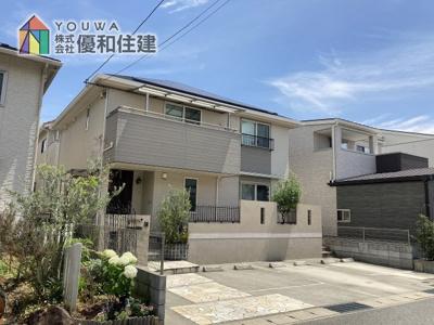 【外観】神戸市垂水区舞多聞西4丁目中古戸建