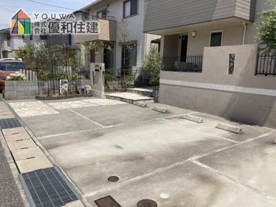 【駐車場】神戸市垂水区舞多聞西4丁目中古戸建