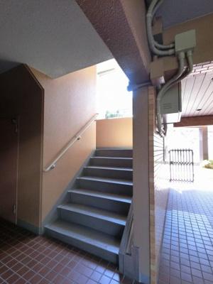 共用部分階段です。