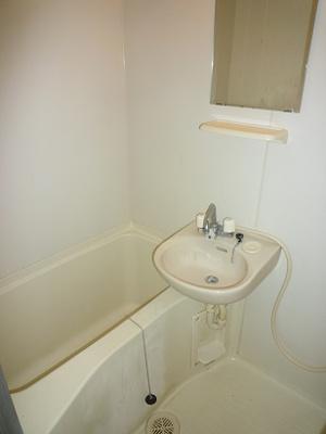 【浴室】ルーチェⅡ番館