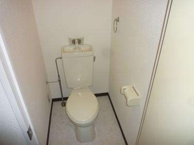 【トイレ】ルーチェⅡ番館