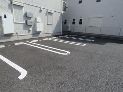 【駐車場】メゾンブランシェ