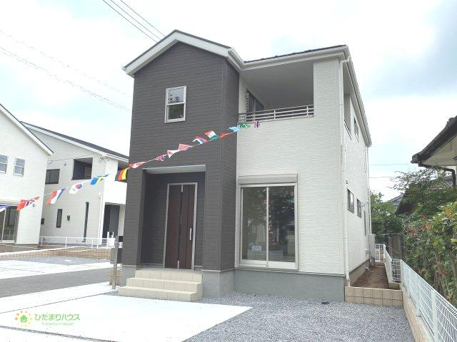 【完成予想図】久喜市吉羽5丁目 新築一戸建て 04 リーブルガーデン