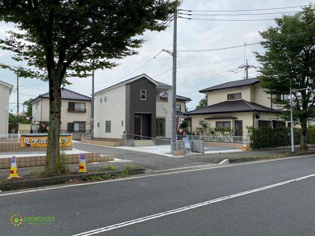 現況:更地  (撮影 21/04/12)