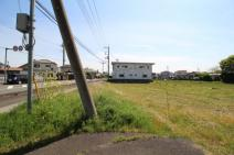 坂戸市長岡Ⅳ 建築条件なし売地 「坂戸駅」4.3km 敷地110坪 の画像