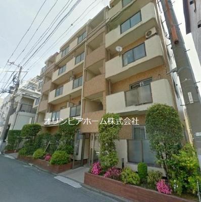 【外観】菊川ローヤルコーポ 3階 リ ノベーション済 菊川駅3分