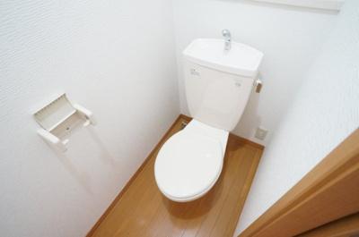 【トイレ】サンコーハイツⅢ