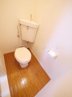【トイレ】アクシス