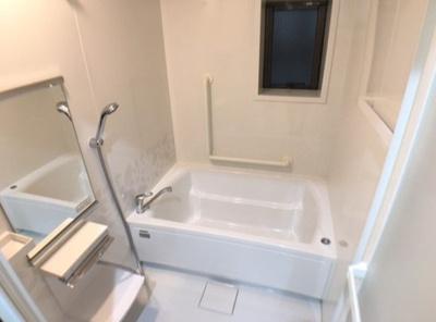 【浴室】ライオンズマンション泊中之橋