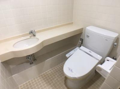 【トイレ】ライオンズマンション泊中之橋