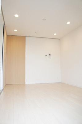 白基調のお部屋。