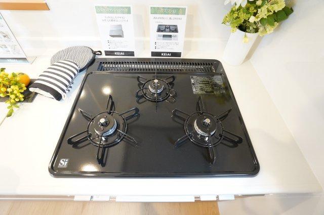 【同仕様施工例】給湯器リモコン 沸かしたいときに『ピッ』と押すだけです。