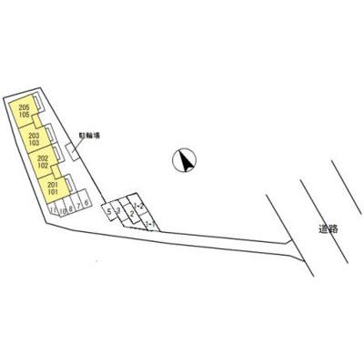 【区画図】ハイツウィンディ