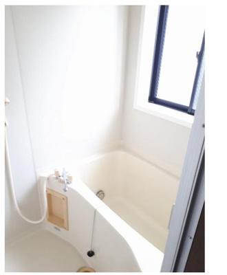 【浴室】クローバーハイツⅤ