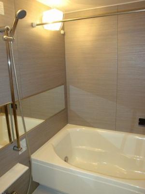 【浴室】レーベン多摩永山GARDENHILLS