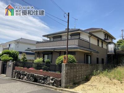 【外観】神戸市垂水区神陵台5丁目 中古戸建