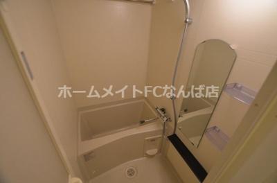 【浴室】スプランディッド難波元町DUE