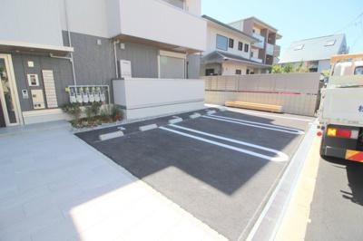 【駐車場】アグレイド北桜塚