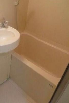 【浴室】ユーハイツ