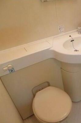 【トイレ】ユーハイツ