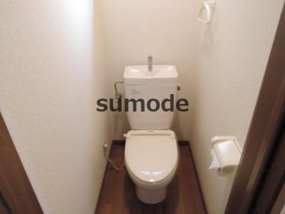 【トイレ】郡家新町タウンハウスⅠ