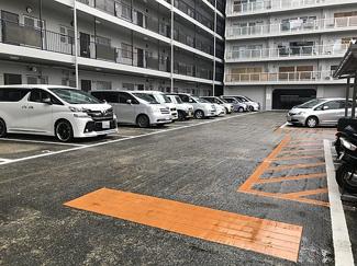 【駐車場】今福スカイハイツ