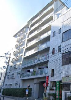 【外観】今福スカイハイツ