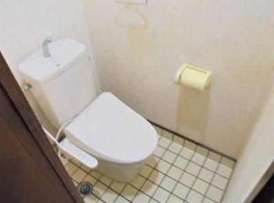 【トイレ】エンゼルハイム壺川第2