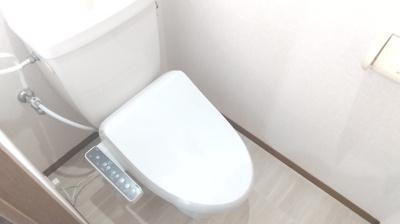 【トイレ】ベイサージュ・22B