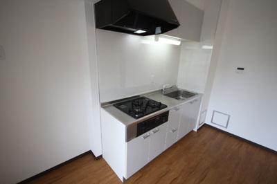 【キッチン】マリンクレール六甲1