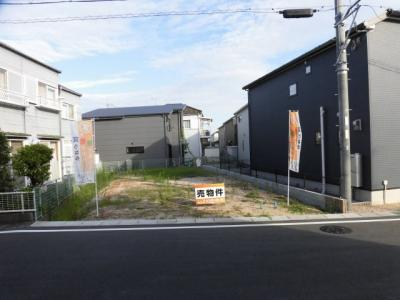 【外観】大津市雄琴5丁目13 分譲地