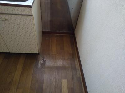 【キッチン】藤岡市藤岡 中古戸建住宅(リフォーム向き)