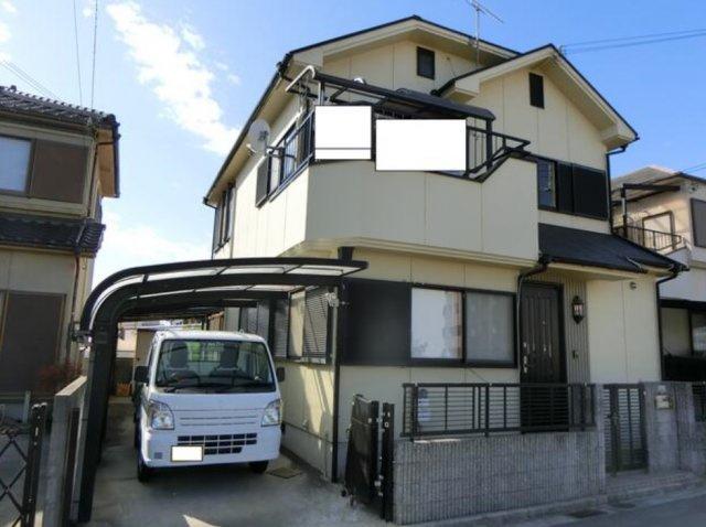 平成6年築のお家です。