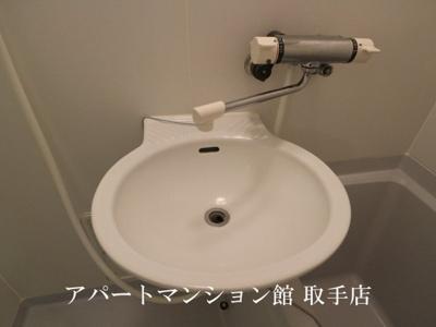 【洗面所】レオパレスカーサT