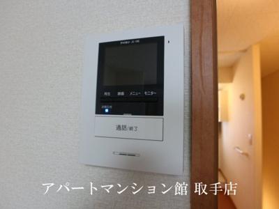 【セキュリティ】レオパレスカーサT
